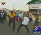 """Maduro boxea """"como Cassius Clay""""... eso dice él"""