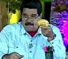 ¿Quieres casa? aviéntale un mango al presidente... funciona en Venezuela