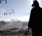 ¿Y si las naves de Star Wars invadieran Los Ángeles?