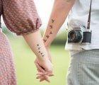 Tatuajes (no tan gachos) para parejas