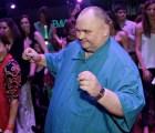 ¿Se acuerdan del #DancingMan? Pues ya tuvo su fiesta y así se puso