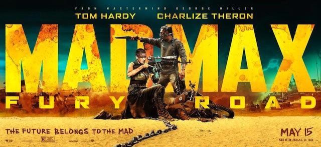 El increíble regreso de Mad Max: Fury Road