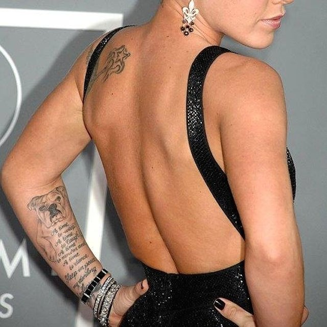 Pink - Tatuaje