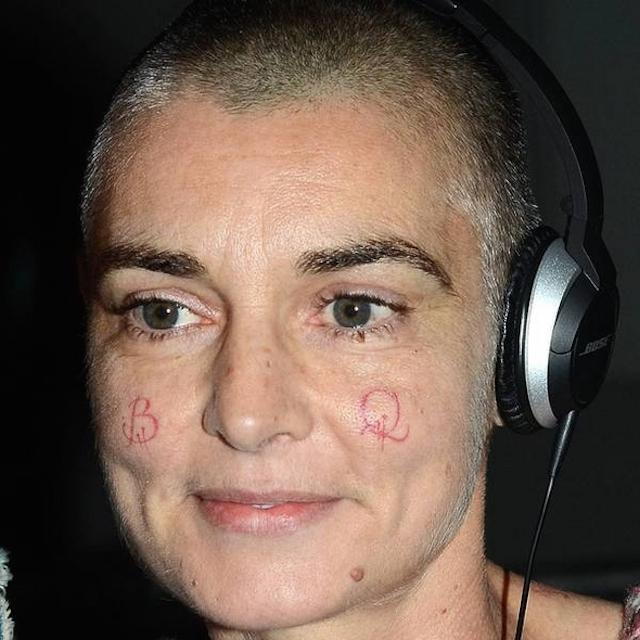 Sinead O'Connor - Tatuaje