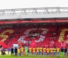Así fue el adiós de Steven Gerrard en el estadio de Anfield