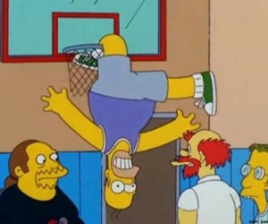basketball homero
