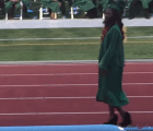 #EpicFail Esto pasa cuando estrenas tacones el día de tu graduación