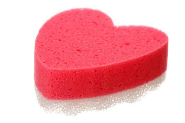 Imagenes De Un Baño Sucio:Esponja para lavar los platos, la humedad es ideal para las bacterias