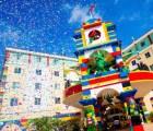 Así luce el nuevo Hotel Legoland en Florida