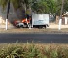 Fiscalia de Jalisco reporta vehículos incendiados en Puerto Vallarta