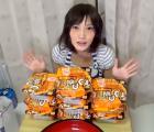 Japonesa come 4 kilos de fideos... en unos minutos