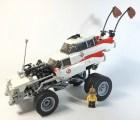"""Los increíbles autos de """"Mad Max: Fury Road"""" en Lego"""