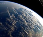 Así se ve desde adentro la caída de un cohete a la Tierra
