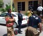 Obligan a Bomberos a quitarse el uniforme para probar que no robaron #SomosBomberosNoRateros
