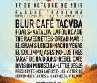 Blur, Foals, y Café Tacvba encabezan el festival Coordenada