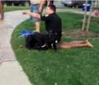Otra vez policía de EEUU: arresta violentamente a chica de 14 años