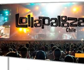 Lollapalooza-Chile