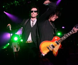 Stone Temple Pilots Tour Announcement & Performance
