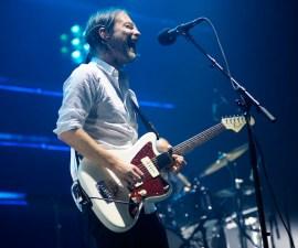 Radiohead Performs At Roseland Ballroom
