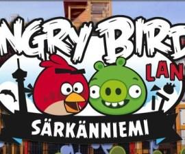 Angry Birds park