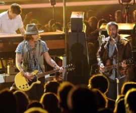 MTV Movie Awards Johnny Depp Black Keys