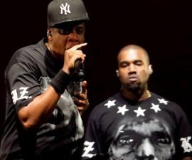 Jay-Z Kanye West Niggas in Paris