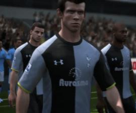 FIFA13presentauniformedelTottenham