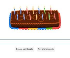 Google 14 aniversario