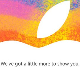 Apple invitación