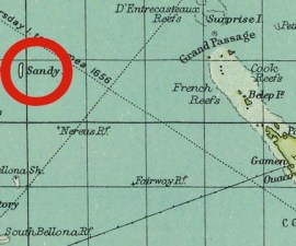 Isla Sandy