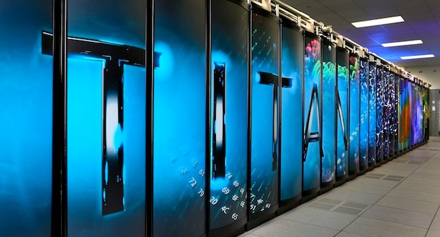 Titan supercomputadora