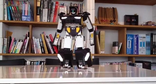 Transformer de verdad