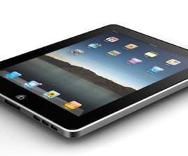 iPad falso