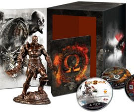 God of War Omega Collection