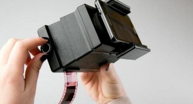 Lomo Scanner