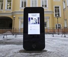 Monumento Steve Jobs