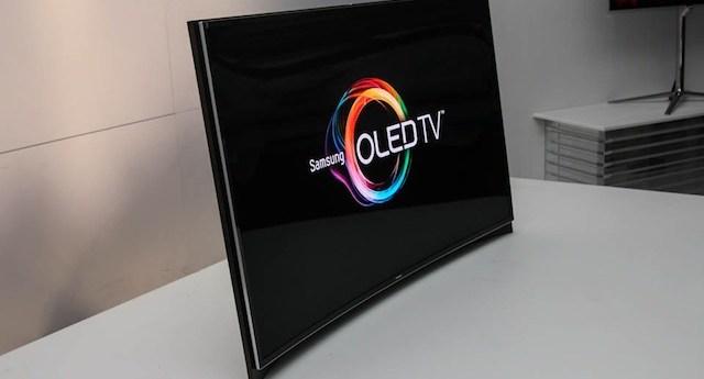Samsung OLED curva