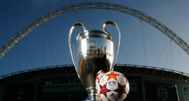 2013 Champions League Final Wembley