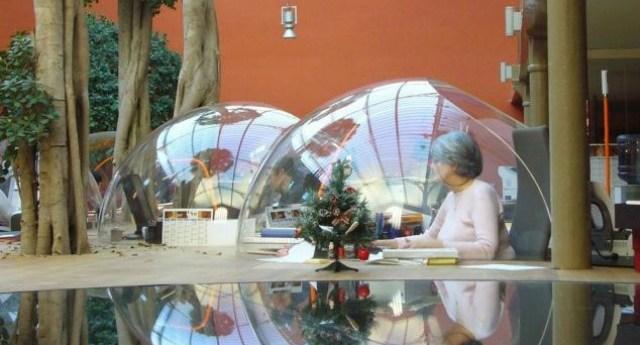 Burbujas de oficina 3