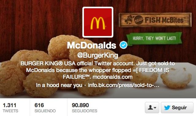 Burger King hackeado 01
