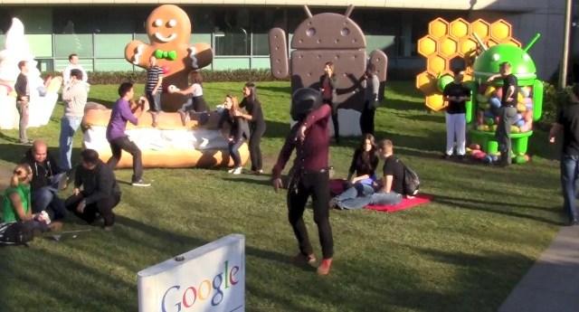 Google y Facebook hacen el Harlem Shake