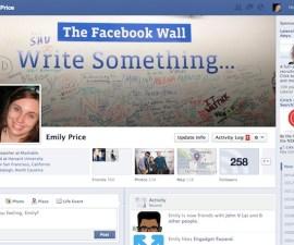 Facebook nuevo diseño