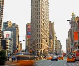 Nueva York timelapse