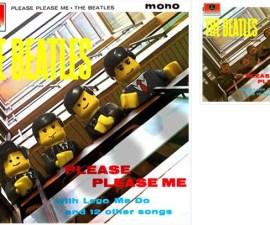 the beatles lego 2