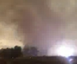 tornado australia