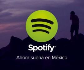 Spotify-México