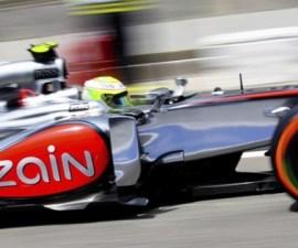 checo bahrain sexto