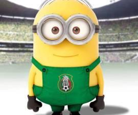 Minion-Selección-Mexicana