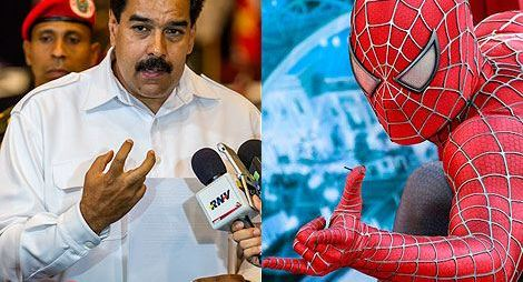 maduro spiderman