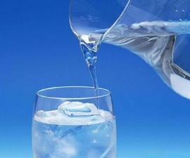 agua restaurantes